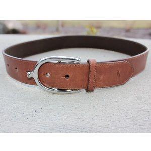 Ralph Lauren Horseshoe Belt